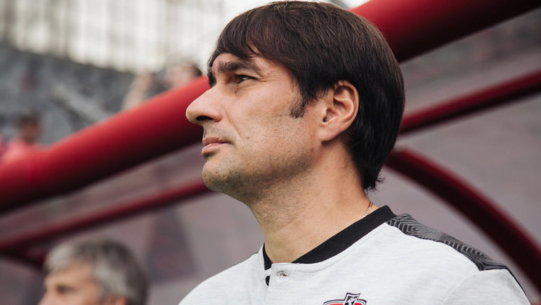 """Gunko said who he sees in the place of the head coach of """"Spartak"""""""