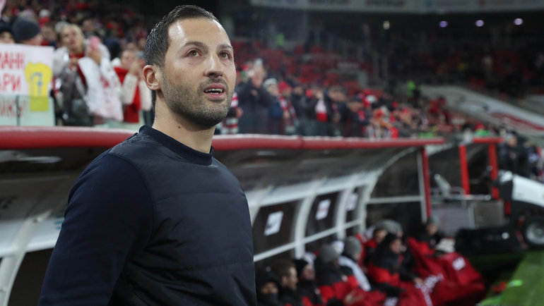 Tedesco may leave Spartak before the New Year